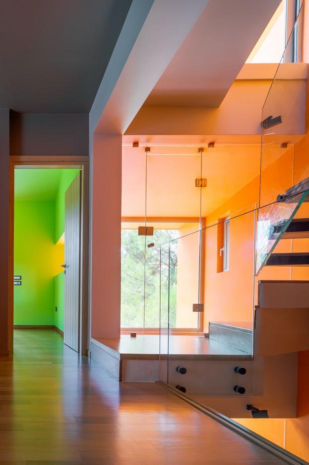 casa de colore stamata diariodesign