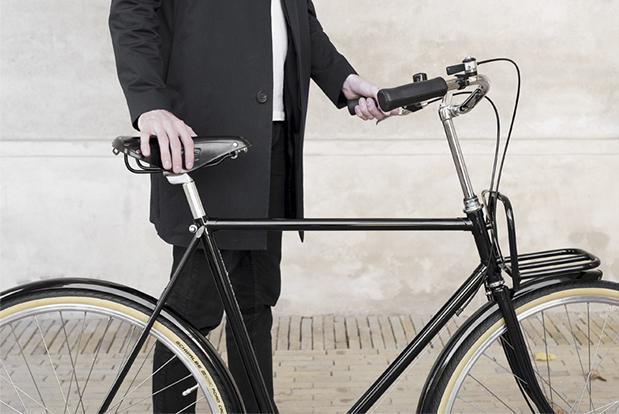 bicicletas copenhagen bike company negro de norm architects diariodesign