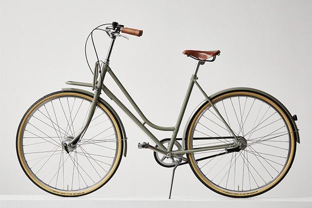 bicicletas copenhagen bike company gris de norm architects diariodesign