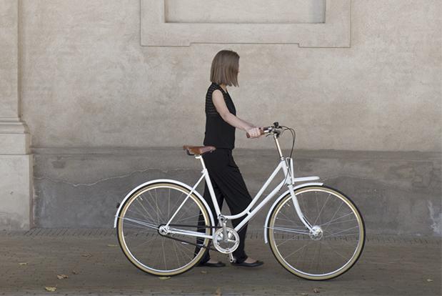 bicicletas copenhagen bike company blanca de norm architects diariodesign