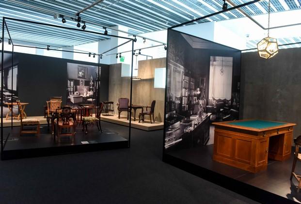 adolf loos espacios privados exposicion museu del disseny barcelona diariodesign