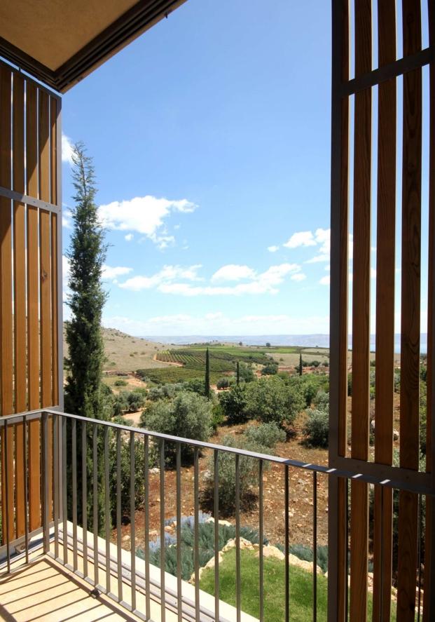 vistas vivienda en galilea disenada por golany architects diariodesign