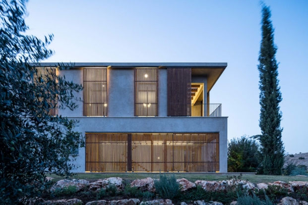 vivienda en galilea disenada por golany architects celosia diariodesign