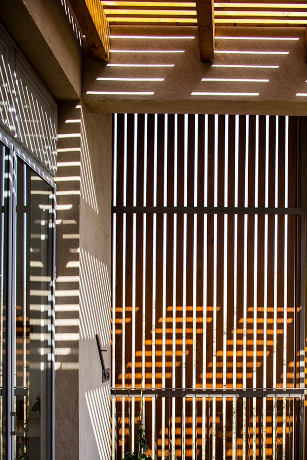 celosias casa en galilea disenada por golany architects diariodesign