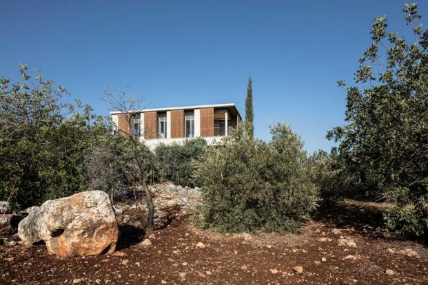 casa con vistas en galilea disenada por golany architects diariodesign