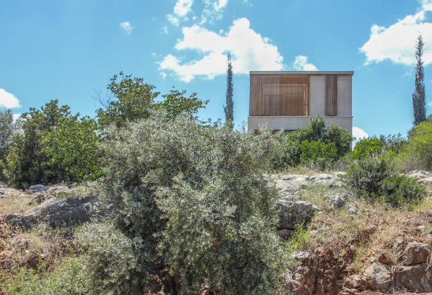 casa con vistas al mar de galilea disenada por golany architects diariodesign