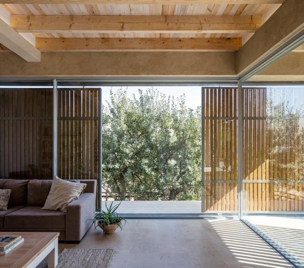 interior vivienda en galilea disenada por golany architects diariodesign