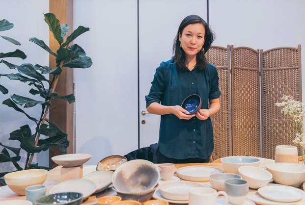 Julia Kwok hoji ceramica entrevista slowkind mybarrio xmas house diariodesign