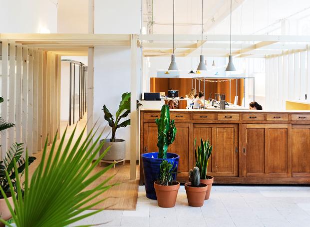 oficinas image de marque Petita Dimensio entrada diariodesign