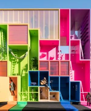 Winy Maas ciudades del futuro en la semana del diseno en holanda