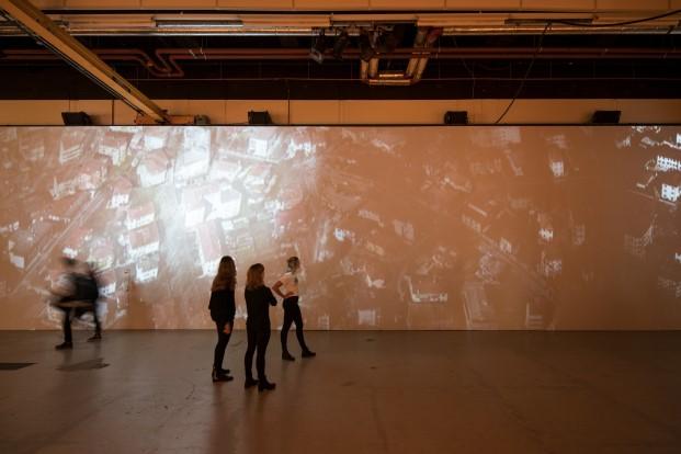 instalacion para debatir el futuro de la ciudad en la semana del diseno de holanda diariodesign