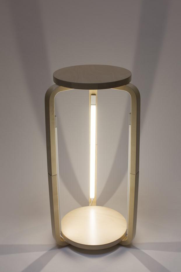 lampara Matali Crasset taburete de artek diariodesign