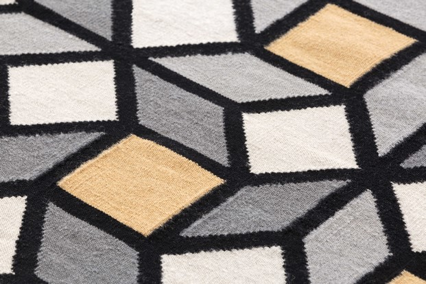front kilim parquet alfombras gan novedades imm cologne diariodesign