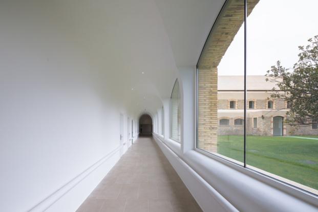 psicogeriatrico pamplona vaillo irigaray arquitectura rehabilitacion diariodesign