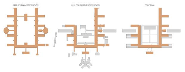 psicogeriatrico pamplona vaillo irigaray arquitectura planos diariodesign