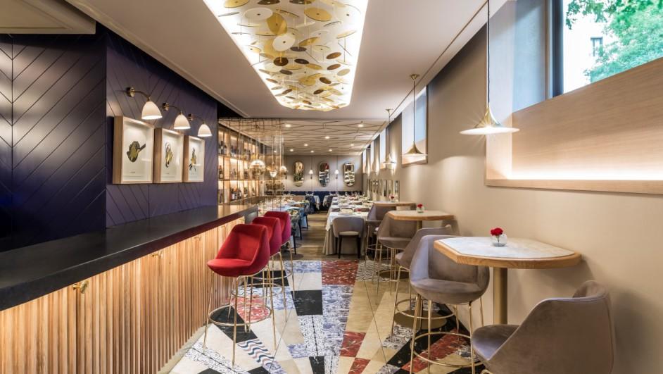 restaurante xanveri del chef cesar anca en madrid chamberi estudihac diariodesign