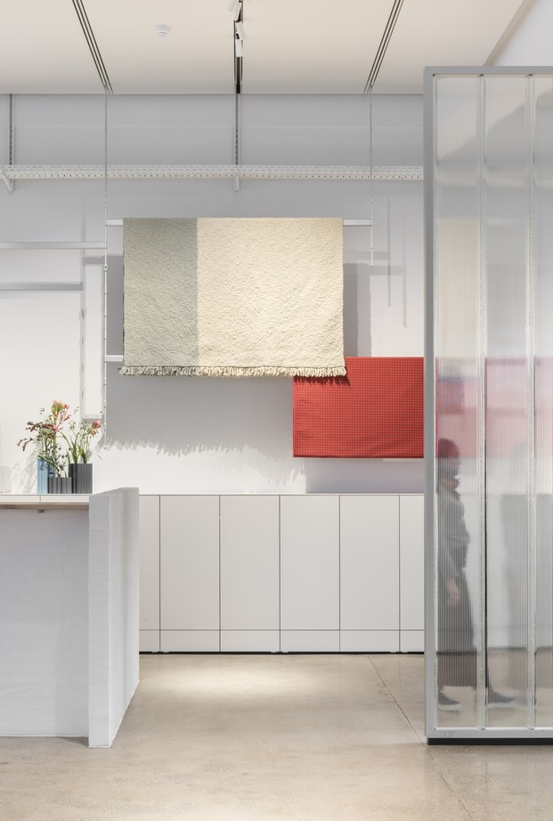 showroom kvadrat diariodesign
