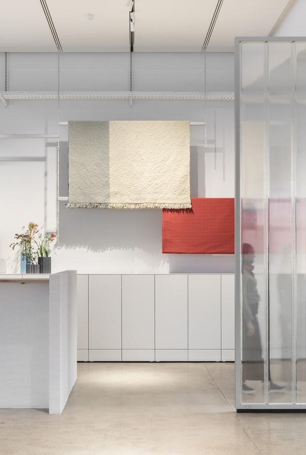 showroom kvadrat copenhague hermanos bouroullec diariodesign