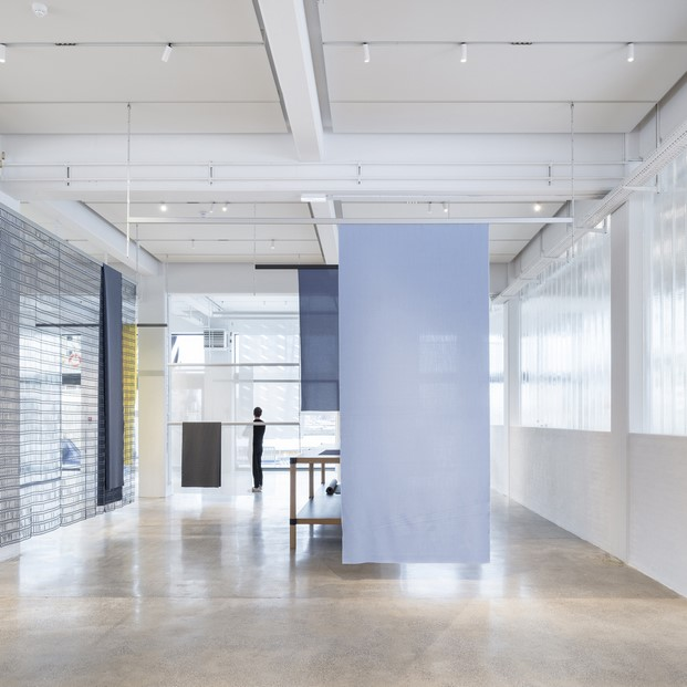 showroom kvadrat copenhague hermanos bouroullec diariodesign