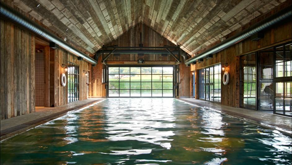 hoteles con spa soho farm house michaelis boyd diariodesign