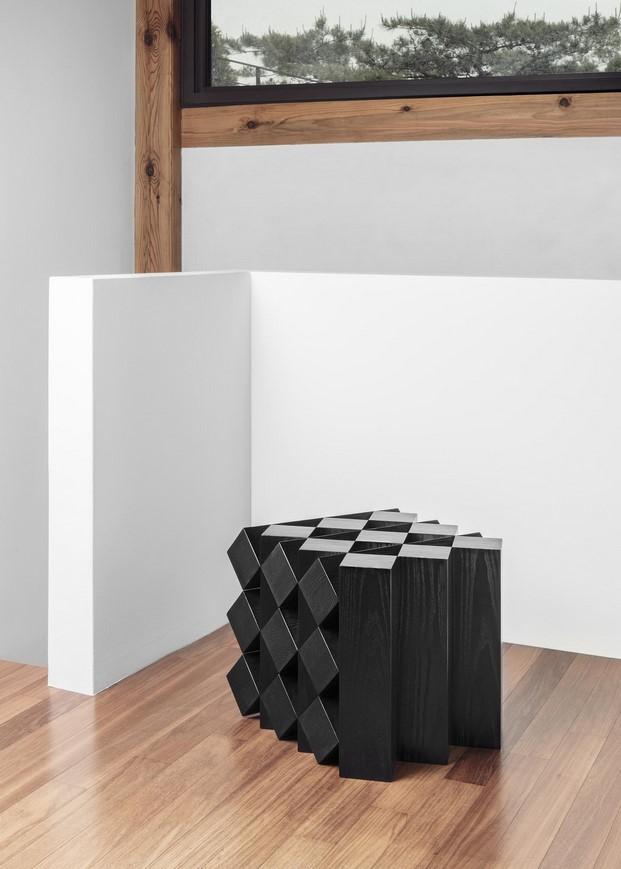 greenhouse 2018 taburete de tiel en stockholm furniture fair diariodesign