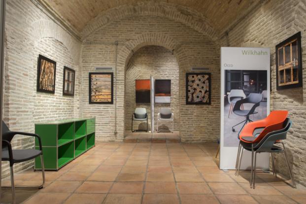 muebles de oficina usm wilkhahn lara zaragoza diariodesign interiorismo