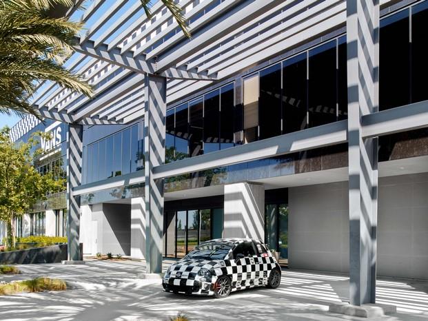 vans fachada de las oficinas en california diariodesign