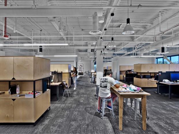 nuevas oficinas vans en california diariodesign