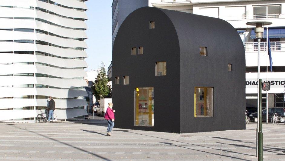 Cabinet of curiosities ettore sottsass bienal arquitectura Orleans diariodesign