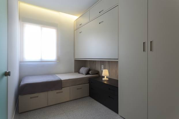 apartamento en santa pola en playa Varadero habitacion juvenil diariodesign