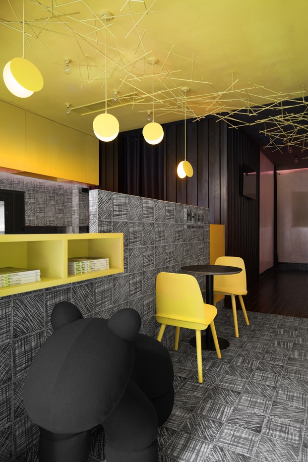 tienda de té hi pop construction union vista interior diariodesign