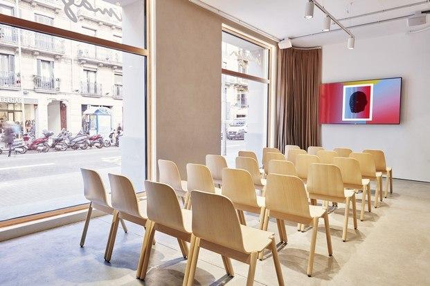 multiespacio ImaginCafe barcelona agora diariodesign