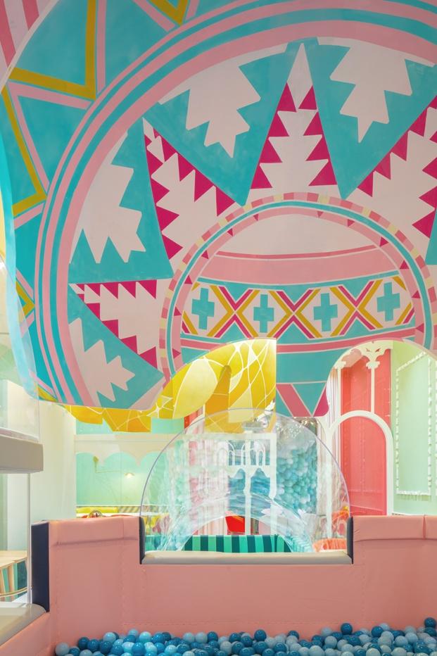 Neobio X Living restaurante infantil diariodesign