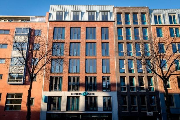 motel One Amsterdam Waterlooplein de Piet Hein Eek fachada diariodesing