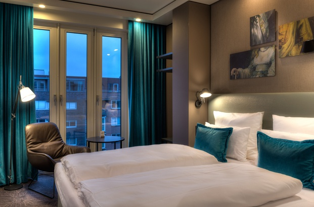 motel One Amsterdam Waterlooplein de Piet Hein Eek room diariodesing