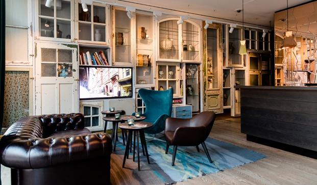 motel One Amsterdam Waterlooplein de Piet Hein Eek diariodesing