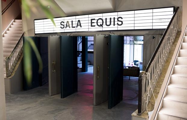 Sala Equis Payser Plantea sala plaza diariodesign