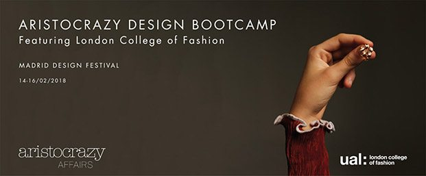 concurso aristocrazy boot camp madrid design week diariodesign