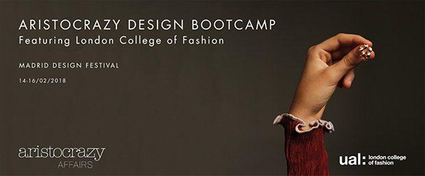 concurso aristocrazy boot camp madrid design week diariodesign