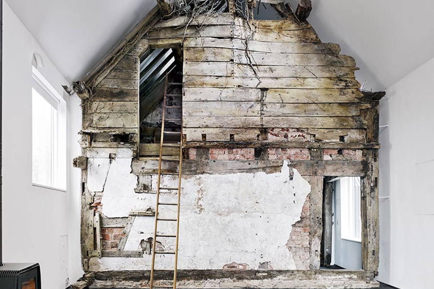 Tendencias en arquitectura la ruina es bella for Tendencia minimalista arquitectura