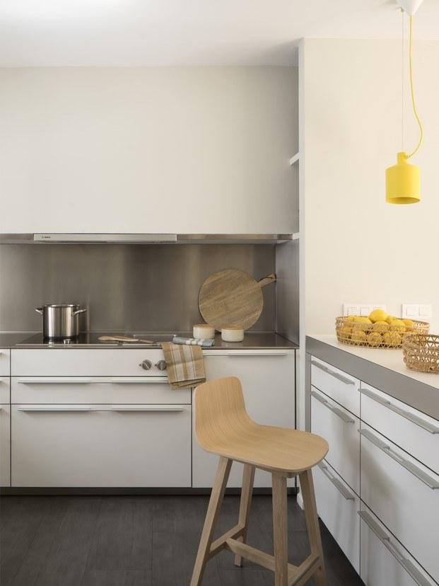 atico en gracia de meritxell ribe the room studio cocina diariodesign