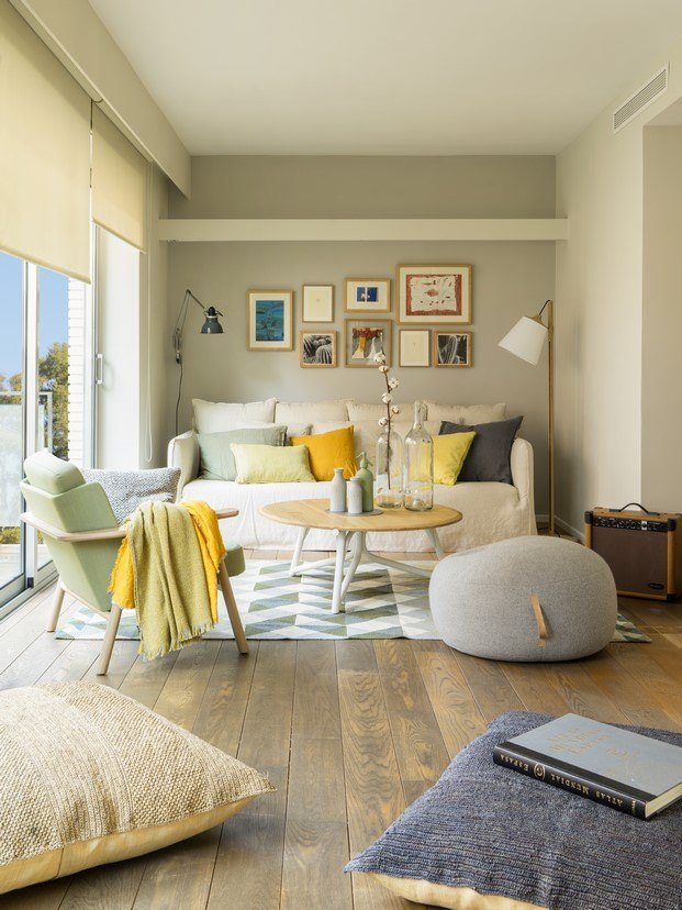 atico en gracia de meritxell ribe the room studio diariodesign