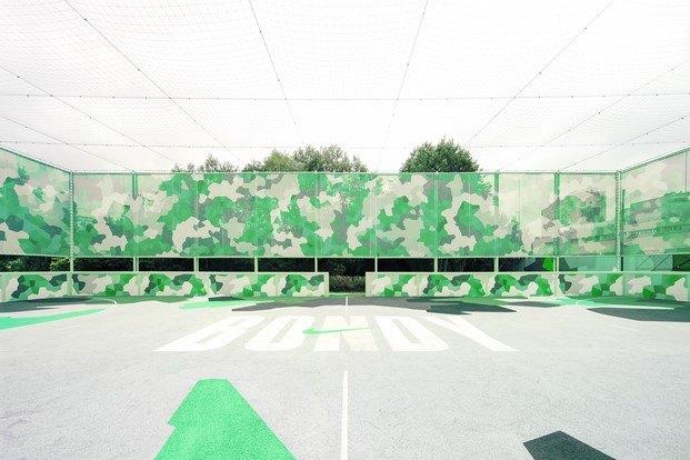 campo de futbol bondy en paris diariodesign