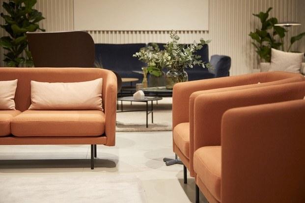 sofas carmenes easy living de imm cologne 2018 diariodesign