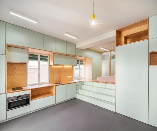 jovenes arquitectos elii proyecto yojigen poketto diariodesign