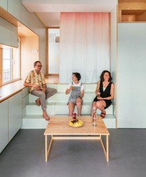 apartamento elii yojigen poketto sorprendente como doraemon diariodesign