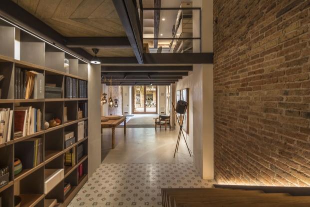 espai paris meritxell ribe diariodesign biblioteca