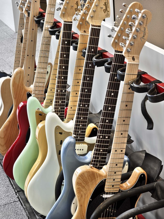 guitarras fender diariodesign