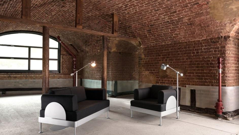 ikea y tom dixon nueva coleccion sofa cama delaktig diariodesign