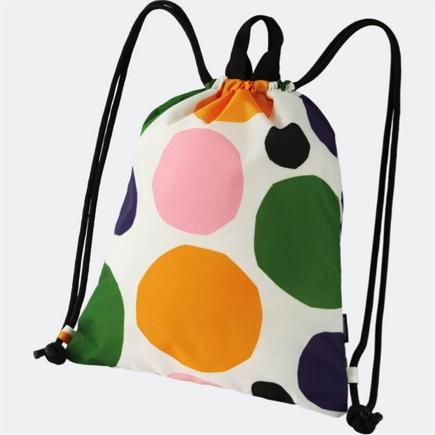 coleccion de marimekko y moda uniqlo bolsa diariodesign